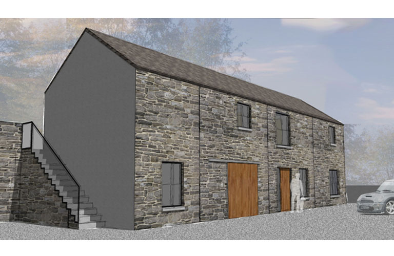 Barn Conversion Architects Northern Ireland
