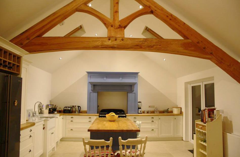 Broughshane Barn Conversion Architects Ballymena Antrim