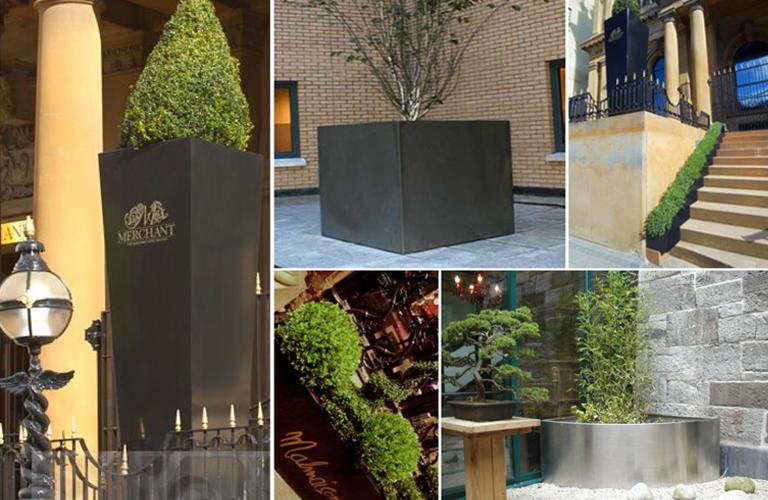 luxury landscape planters ballymena architects