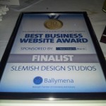 ballymena chamber of commerce awards 2012