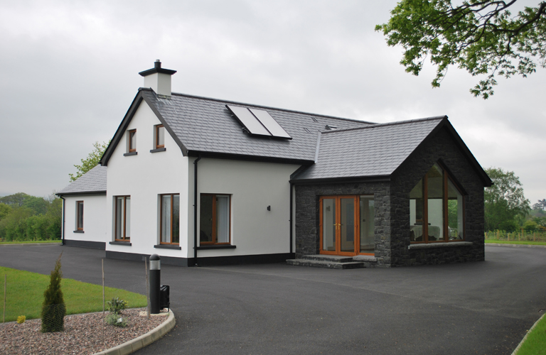 Direct sale doors and windows for Dormer bungalow house plans ireland