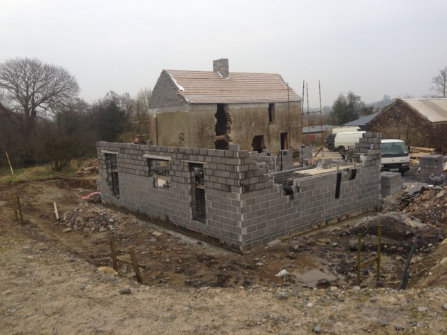 ballymote, sligo extension and renovation