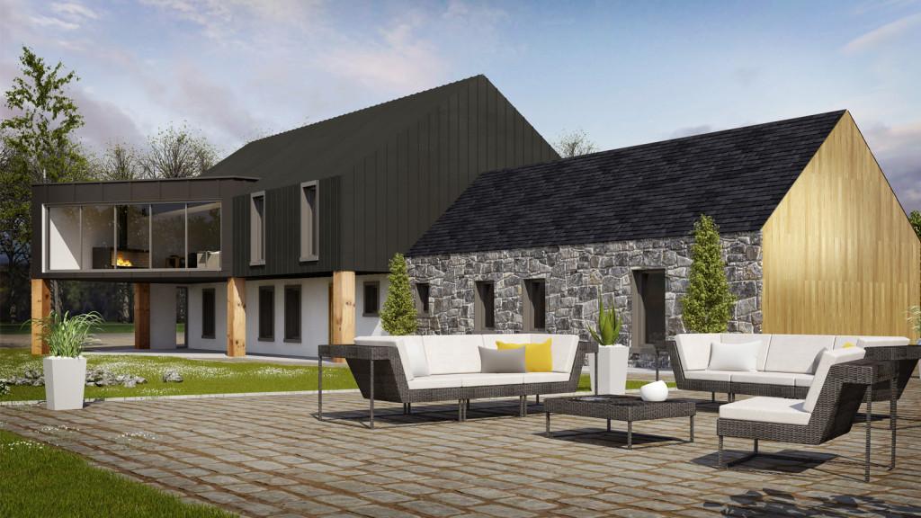 breathtaking barn conversion architecture | Barn conversion architects Northern Ireland