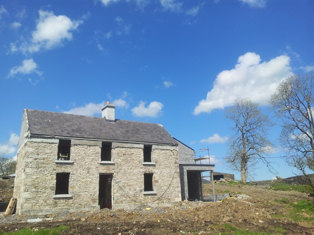 sligo renovation and extension