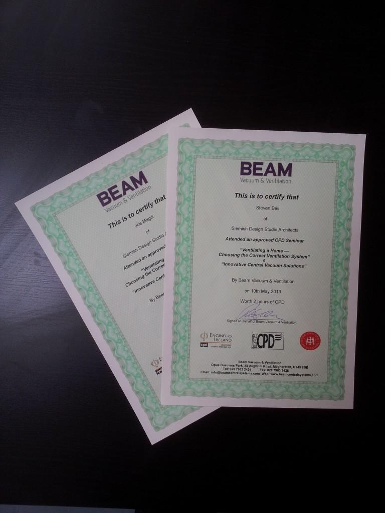 Beam CPD