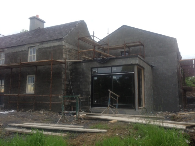 ballymore extension and renovation