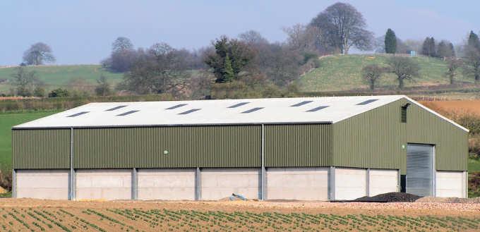 Farm Buildings Northern Ireland Slemish Design Studio