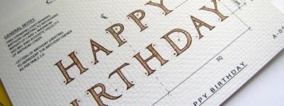 ballymena architects anniversary