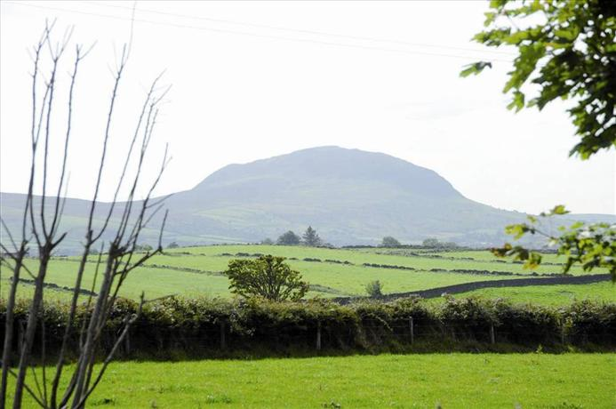 slemish from Lisles Hill Road, Aughafatten