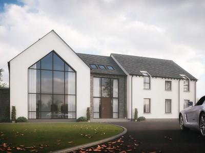 Modern House Poseyhill