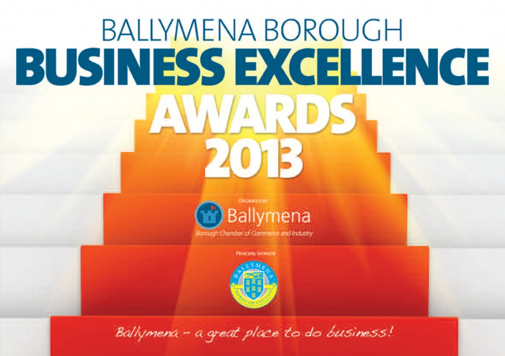 Ballymena Borough Business Excellence Awards 2013