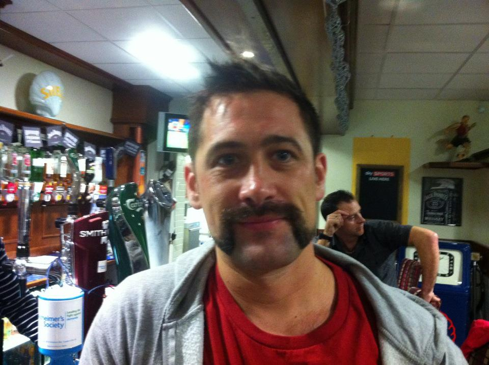 Movember 2013 - Ballymena Mo Bro's