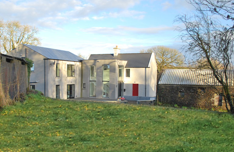Modern Eco House Sligo Architects Ireland