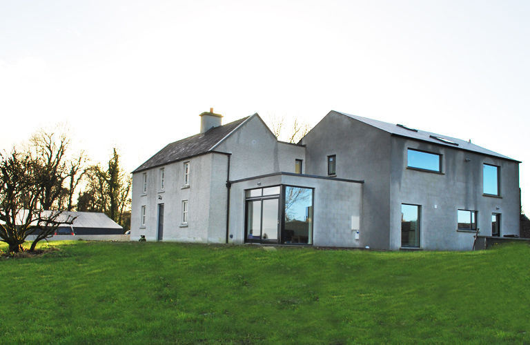 Eco Home Design Ireland Qehomes Sustainable Eco
