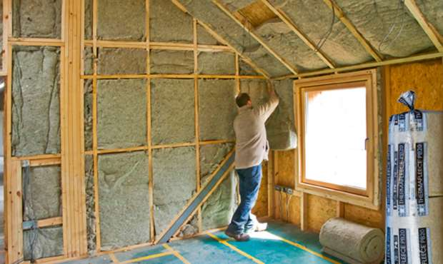Insulation energy efficient options slemish design for Insulation options for new homes