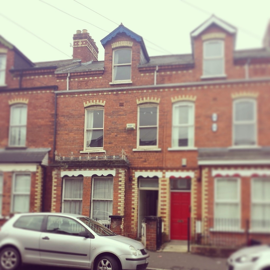 Ireton Street Belfast Architects