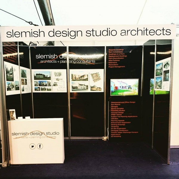 SelfBuild show Belfast 2015 architects