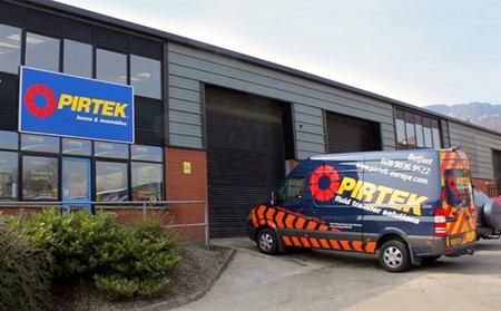 Pirtek Service Centres Belfast