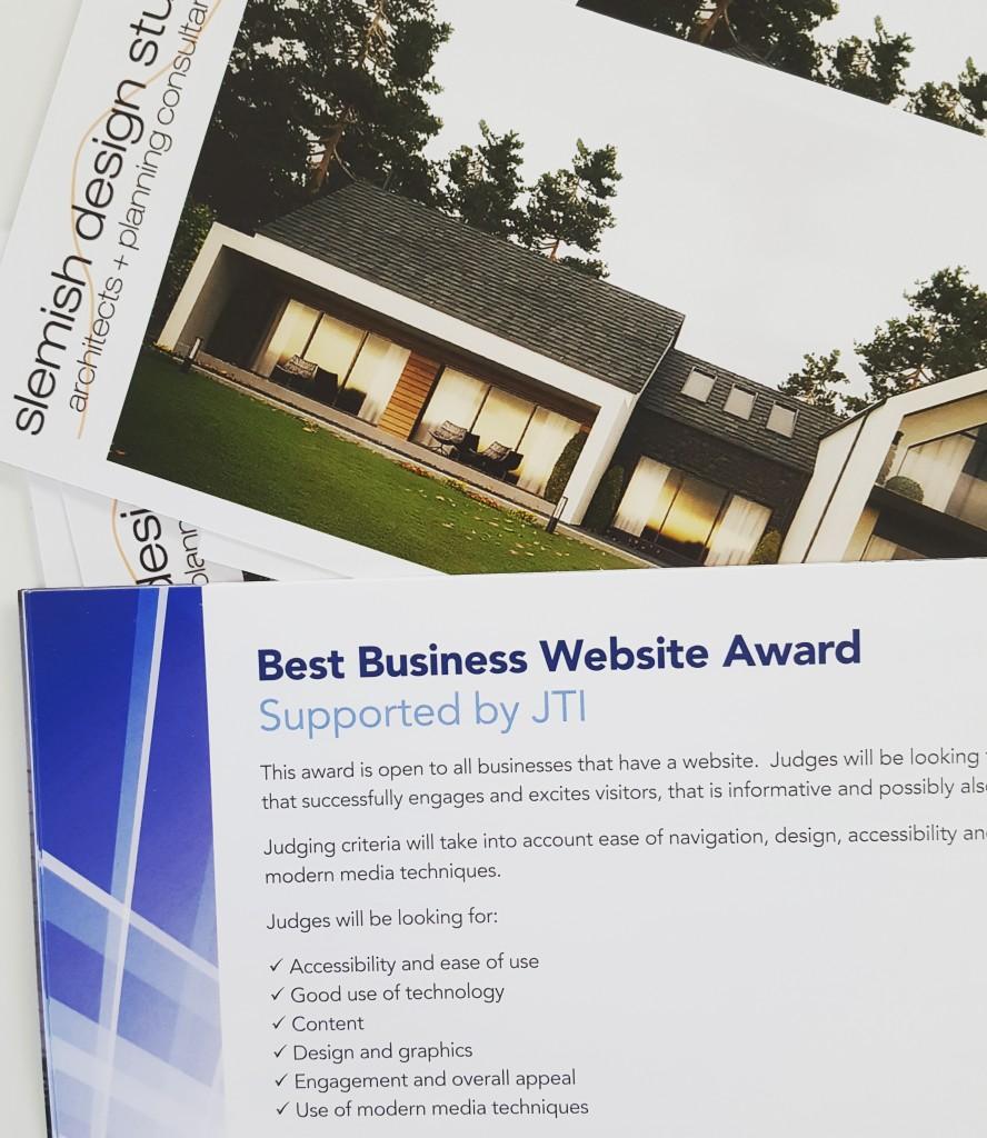 Best website awards for architects slemish design studio for Best architects websites