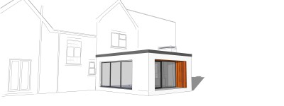 modern extension architects
