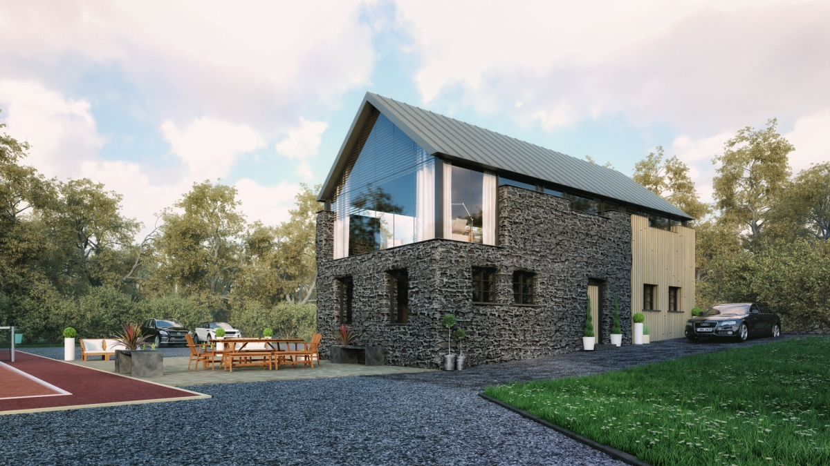 Barn Conversion ballymena barn conversion | slemish design studio architects