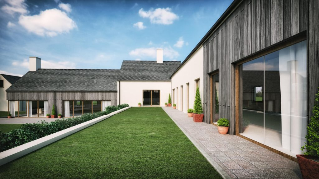 eco home architects slemish design studio