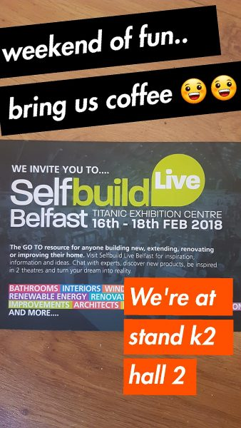 selfbuild live belfast 2018