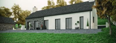 Eco home architects northern ireland