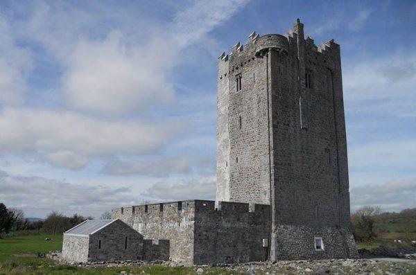 Ballytarsna Hackett Castle, Ireland