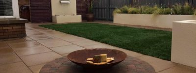 How to Design the Perfect Outdoor BBQ Area fire