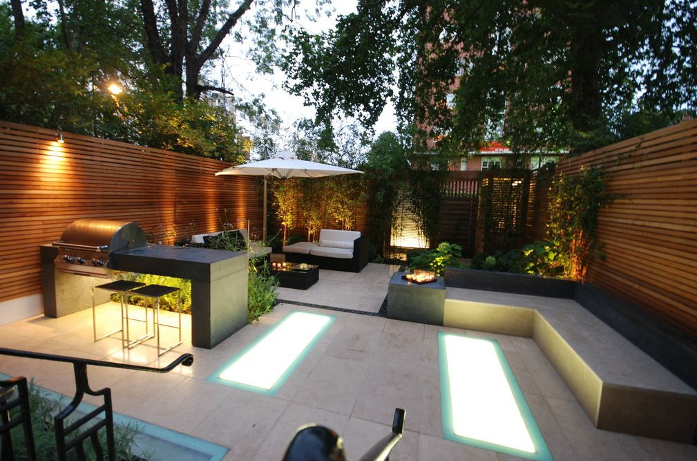 How to Design the Perfect Outdoor BBQ Area lighting