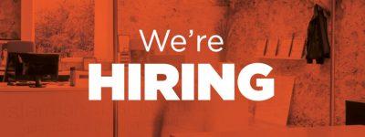 slemish design studio is hiring!!