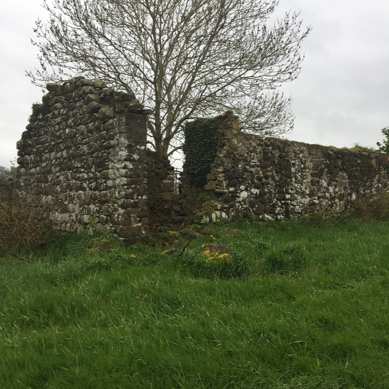 replacement dwelling outside ahoghill ballymena