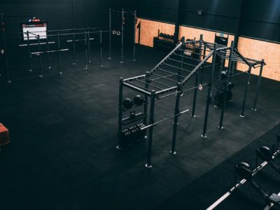 blkbox equipment in gladiator gym ballymena