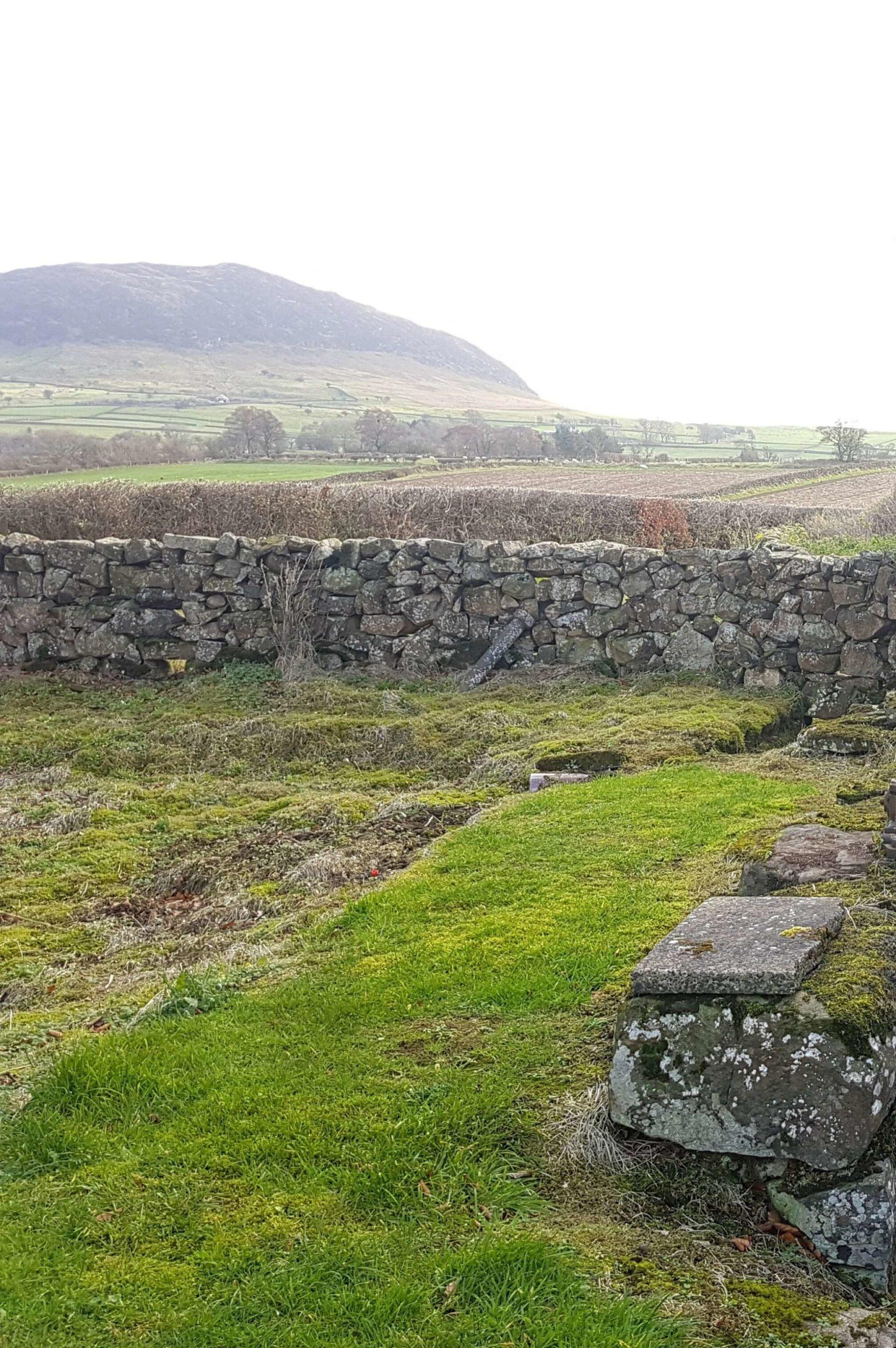 view of slemish from racavan barn