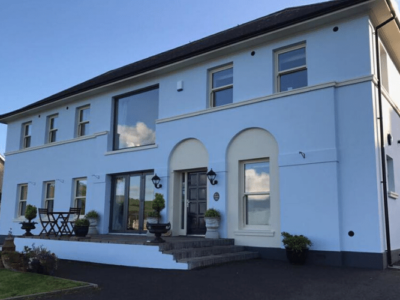water's edge B&B in glenarm