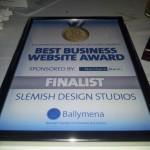 ballymena chamber of commerce awards 2012