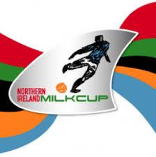 milk cup tournament northern ireland