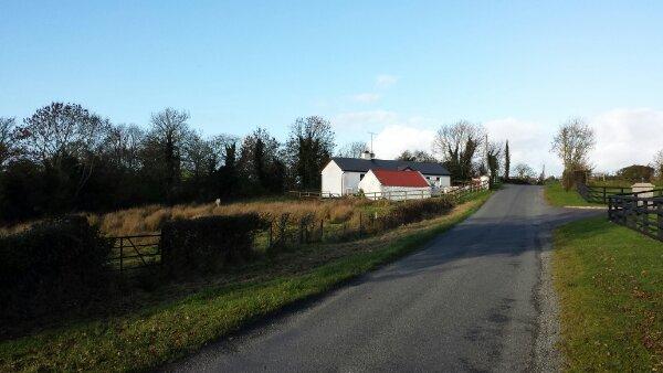 Crossmaglen cottage extension