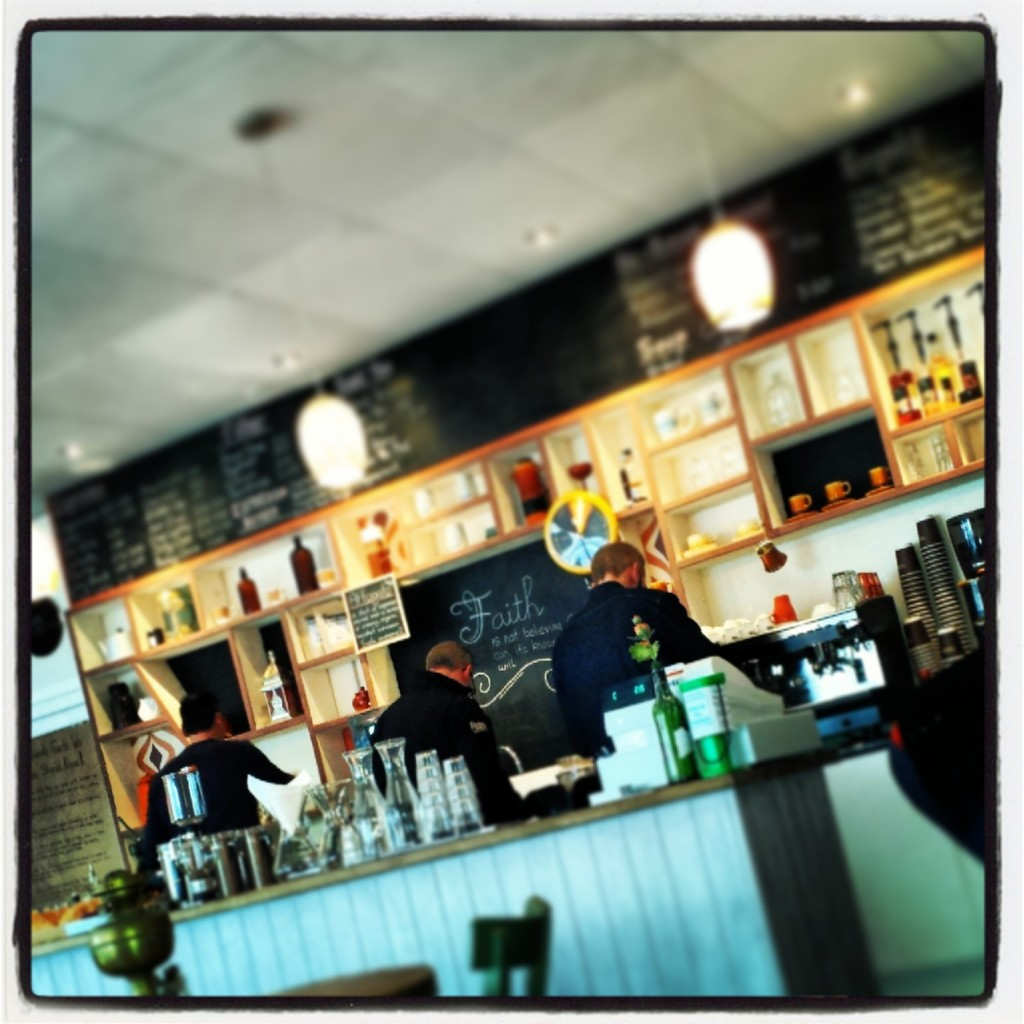 He-Brew Coffee house