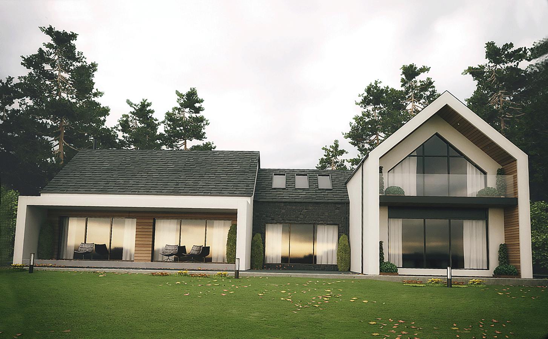 British Modern House