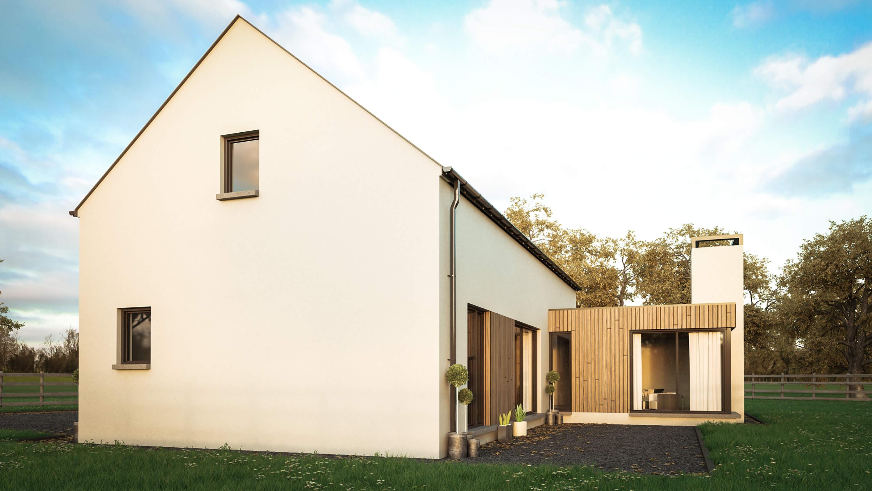 modern house coleraine architects (1)modern house coleraine architects