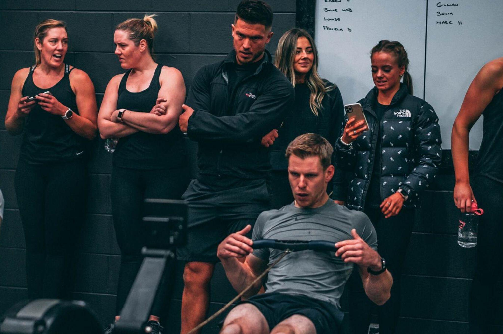gladiator training & owner scott mcgarry