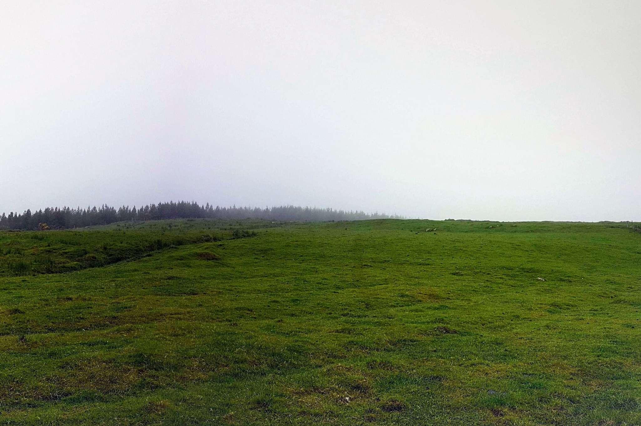 fog rom muckish mountain